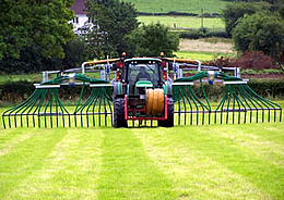 Umbilical Slurry System from SlurryKat in action