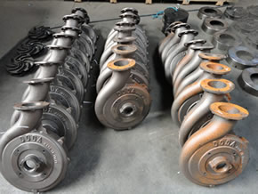 Doda Pump Housing Castings