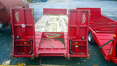 2014 SlurryKat 16T Low Loader