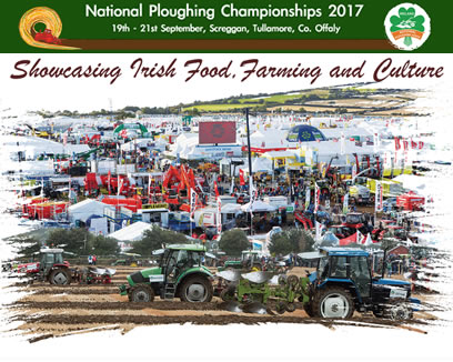 national ploughing Tullamore Ireland