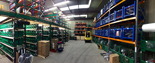 Recently Upgraded Slurrykat Stores Amp Spare Parts Department