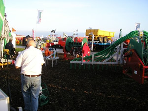 National Irish ploughing Championships Fallaghmore, Athy, Co Kildare