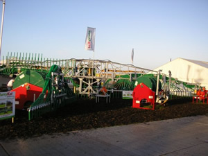SlurryKat products at The National Irish Ploughing Championships