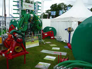 SlurryKats Display at The Royal Highland Show Edinburgh