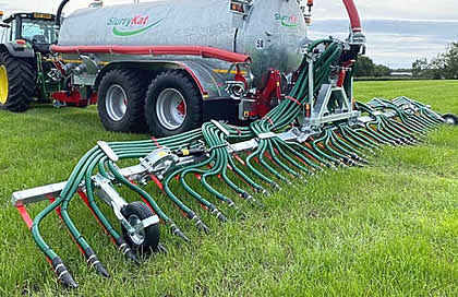 Slurry Aerators