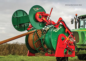 800m Dual Front Reeler Pro Pack from SlurryKat