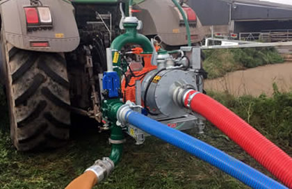 Headland Management and Burst Protection - Pressure Relief with the SlurryKat Divert System