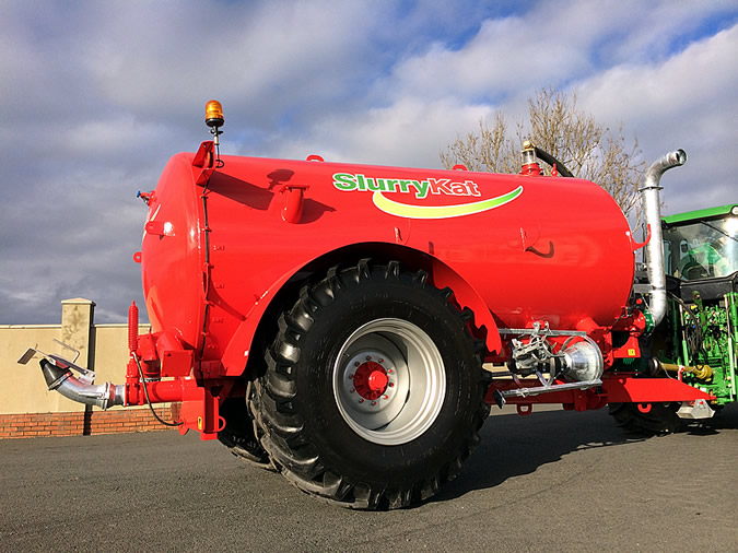 Slurry Tanker by SlurryKat Enqineering