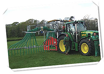 J N & D F Hoyles & Sons Farm Contractors in Lancashire, United Kingdom.