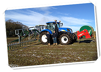 DA Percival & Son Agricultural Contractors North Yorkshire