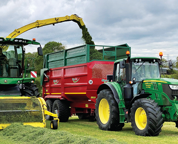 Farm Trailers UK from SlurryKat Engineering Ltd