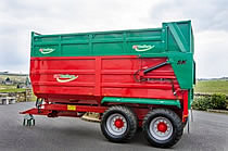 Farmline Silage Trailers UK by SlurryKat Engineering Ltd