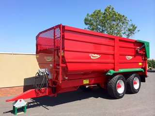 Grain Trailers Farm Trailer Range From Slurrykat