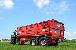 SK Grain Farm Trailers from SlurryKat Engineering Ltd