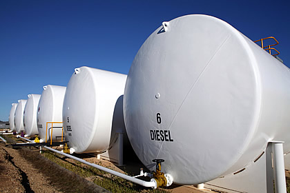 Steel Storage Tanks for Fuel Storage