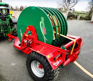 Trailed Slurry Reelers from SlurryKat Engineering Ltd