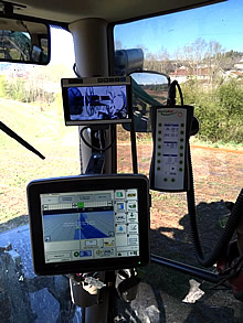 Flow Meters And Gps Guidance Systems From Slurrykat