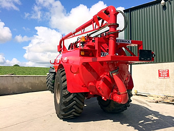 2000 Gallon Redrock Tanker for Sale from SlurryKat Ltd