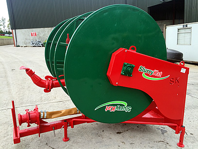 2011 SlurryKat 600m Combi Reeler For Sale