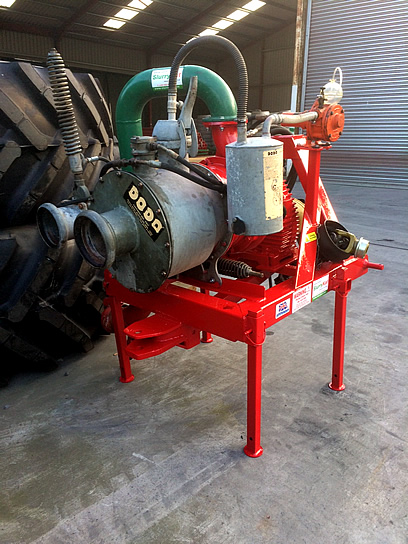 2011 Doda HD 35 Pump Fully Reconditioned & Guaranteed