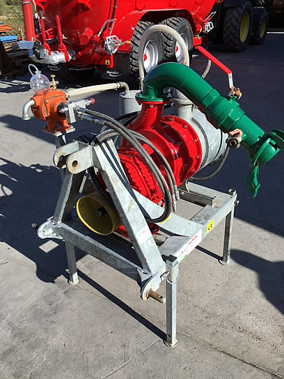 2012 doda hd35 pump for sale