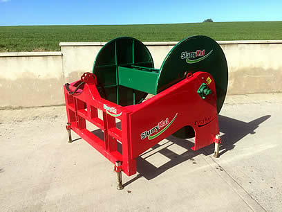 2016 slurrykat front reeler for sale