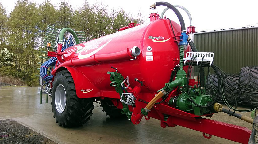 2750 Gallon Slurry Tanker for Sale - by SlurryKat