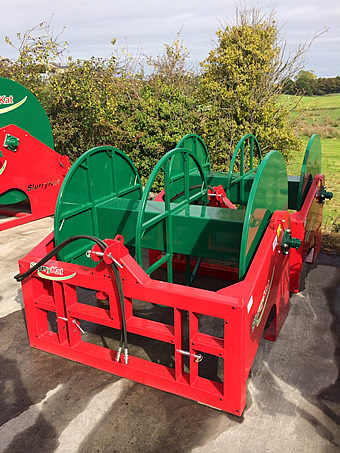 600 metre SlurryKat Slurry Front Reeler For Sale - New and Unused