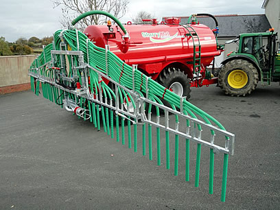 SlurryKat EX-Demo 12m Compax Dribble Bar