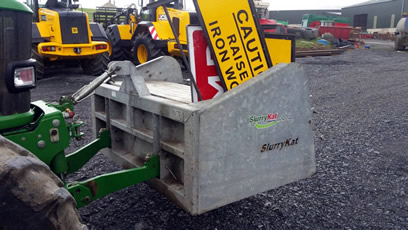 slurrykat contractor box for sale