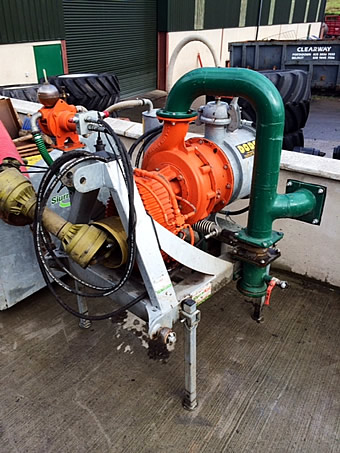 Doda HD35 Pump for Sale - April 2014 - UK