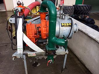 Doda Pump for Sale - HD35 2014