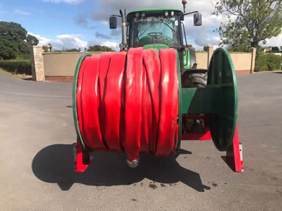 slurrykat fr600 front reeler for sale front view