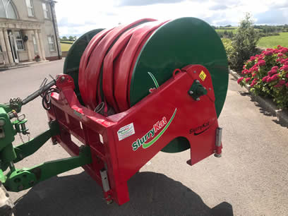slurrykat fr600 front reeler for sale