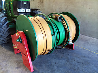 Slurry Front Reeler For Sale