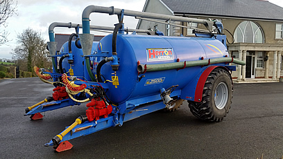 Herron Slurry Tankers for Sale