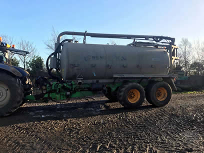 joskin 4000 gallon tanker for sale