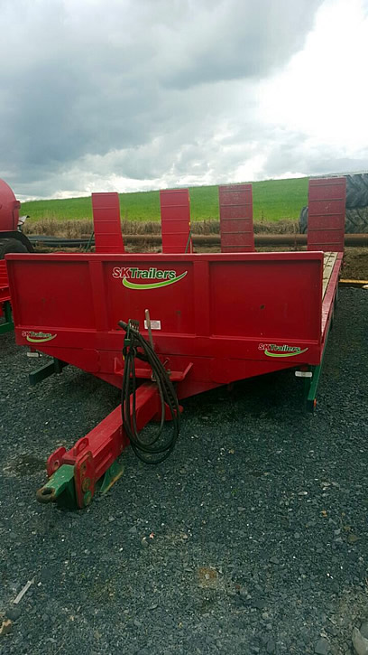 SlurryKat 16T Low Loader for Sale