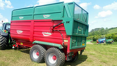 2014 slurrykat trailer for sale
