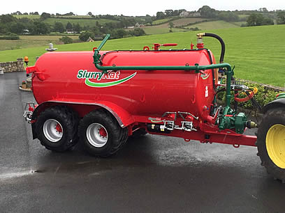 new slurrykat tanker for sale