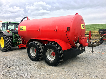 nc slurry tanker for sale