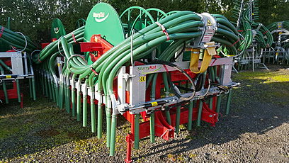 New Combi Dribble Bar For Sale - SlurryKat