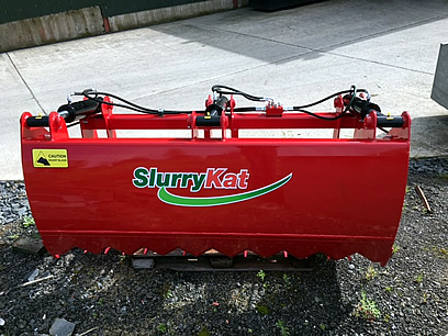 new slurrykat shear grab for sale