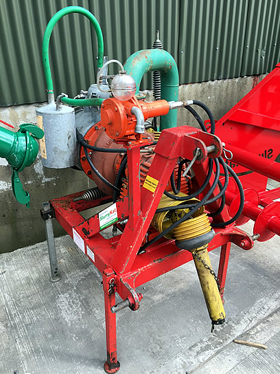 2013 doda hd35 pump for sale