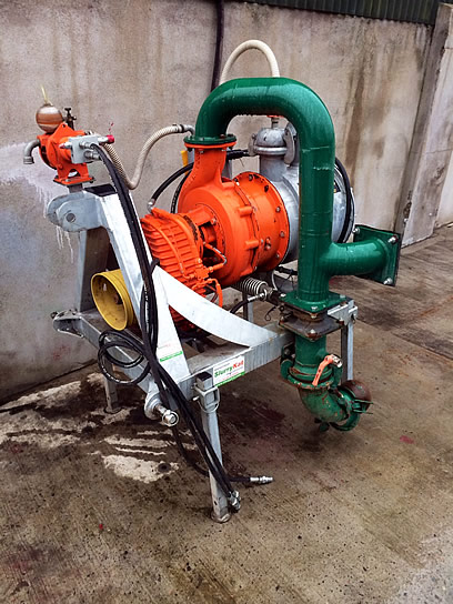 December 2010 Doda HD 35 Pump for Sale - in mint condition