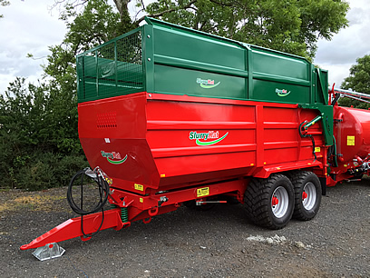 silage trailer for sale