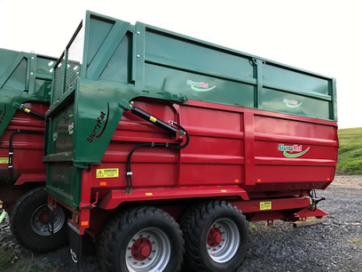 slurrykat silage trailer for sale