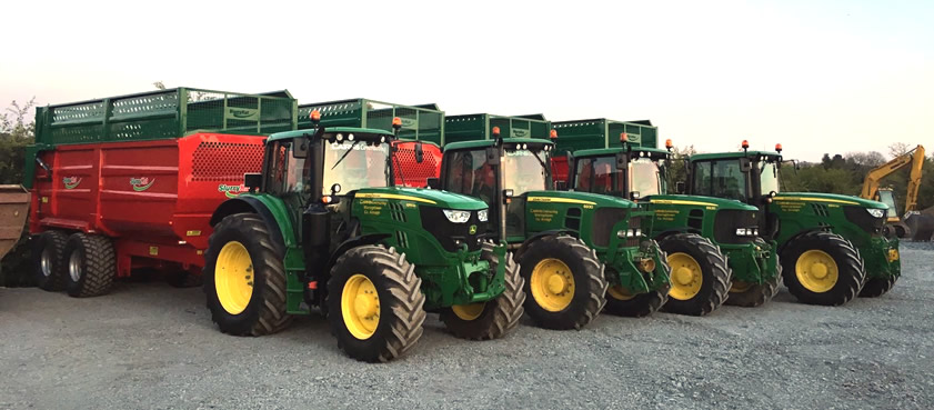 pro line silage trailers