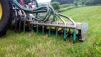 slurrykat aerator close up