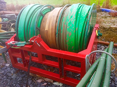SlurryKat 600m Front Reeler for Sale